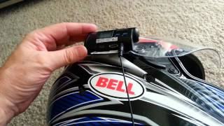 getlinkyoutube.com-Sony Action Cam HDR-AS15 Mounted On My Helmet