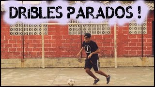 getlinkyoutube.com-Como driblar seu adversário: Dribles parados #13 - FOOTZ