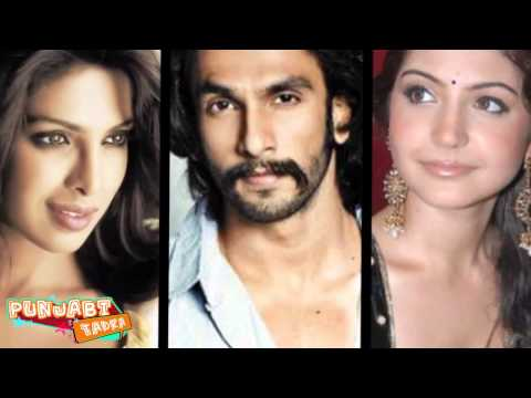 Anushka Sharma & Ranveer Singh HOT KISSING Scenes |