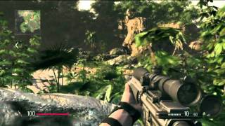 sniper ghost warrior ps3 walkthrough mission 4 dangerous grounds hard