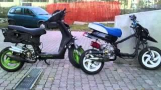 getlinkyoutube.com-Scooter Tuning Chioggia By ★☆★OI...DAGHELA A COLO!★☆★!