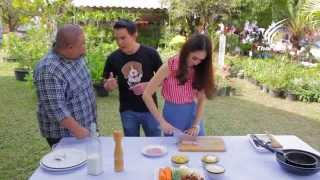 Foodwork โคนมอินทรีย์ : ต้อง&เจนนี่ : 1 มี.ค. 58 (HD)