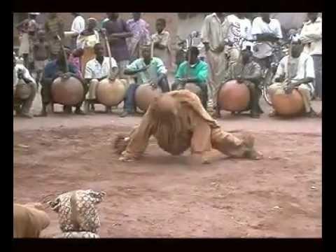 A Chez Nous Pays - Episode 4 - The Boloi - Senufo dance - Ivory Coast 1998