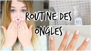 getlinkyoutube.com-[ Routine soin n°6 ] : Routine Ongles | Soins & Astuces !