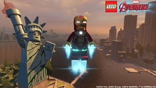 LEGO Marvel's Avengers - Open World Trailer