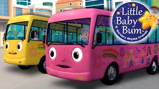 getlinkyoutube.com-Wheels On The Bus | Part 8 | Nursery Rhymes | by LittleBabyBum!