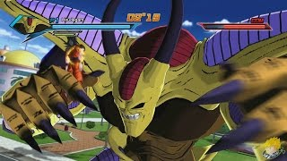 getlinkyoutube.com-Dragon Ball Xenoverse (PC): Hirudegarn Gameplay  [MOD]【60FPS 1080P】