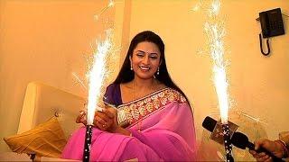 getlinkyoutube.com-Divyanka Tripathi Celebrates B'day With India-Forums - Part 01
