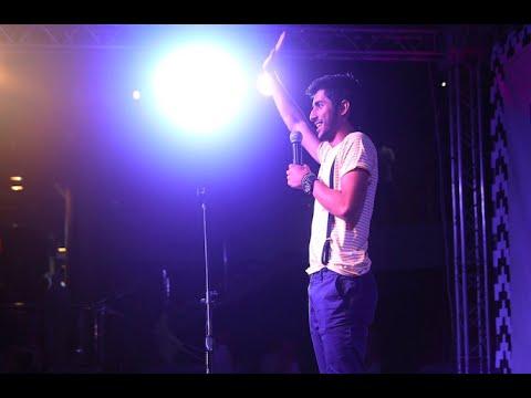 Saudi Comedy Festival (backstage) - مهرجان السعودي للكوميديا