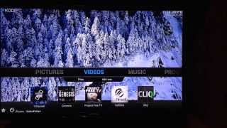 Change background picture in KODI or XBMC - using the maintenance tool
