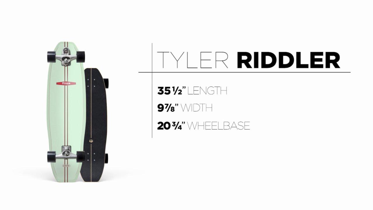 35.5″ Tyler Riddler