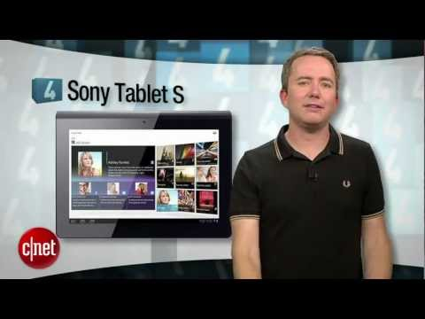 Top 5 tablets (May 2012) - CNET Top 5