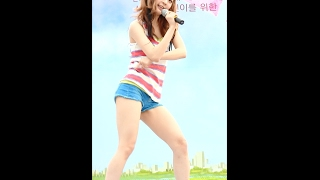 getlinkyoutube.com-120512 달샤벳(Dal★Shabet)(아영) - 수파두파디바 (여의도 희망 한걸음 걷기)(직캠fancam)