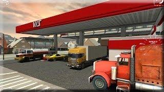 getlinkyoutube.com-Truck Simulator Grand Scania - Android Gameplay HD