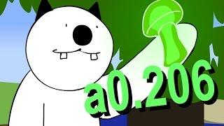 getlinkyoutube.com-The Minecraft Right Branch of Development Mod for noobs (cartoon) part 1 : alpha 0.206
