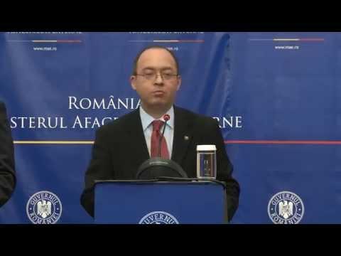 Semnarea de către ministrul Bogdan Aurescu şi preşedintele CCIR, Mihai Daraban, a Protocolului de colaborare între MAE şi CCIR