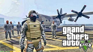 getlinkyoutube.com-GTA 5 PC MODS | Body Guard Mod Grand Theft Auto 5! (Army Mod, Guard Mod) SAPDFR OR NAH