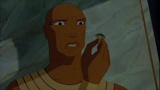 getlinkyoutube.com-The Prince of Egypt (1998) - Rameses vs. Moses