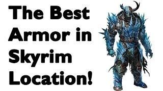 getlinkyoutube.com-Skyrim - How to Get the Deathbrand Armor Set (Unique Light Armor) - Youtube