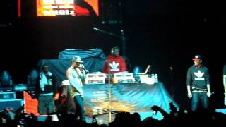Kirko Bangz, Bun-B and Big Sean - What Your Name Is live à Houston