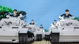 getlinkyoutube.com-1940 Lego World War Two Second Battle of Sedan