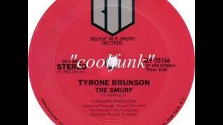 "getlinkyoutube.com-Tyrone Brunson - The Smurf (12"" Electro-Funk 1982)"