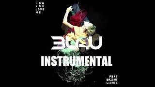 getlinkyoutube.com-3LAU ft. Bright Lights - How You Love Me (Original Instrumental)