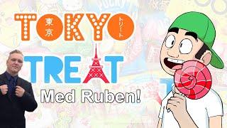 getlinkyoutube.com-ALT ER GRØNN TE?!   TokyoTreat #8 (Med Ruben)