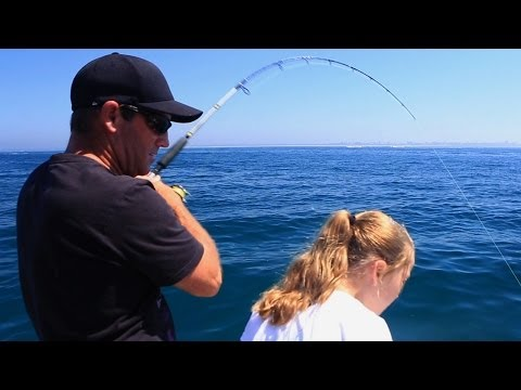 deep sea fishing in victoria with joe farr fishing charters