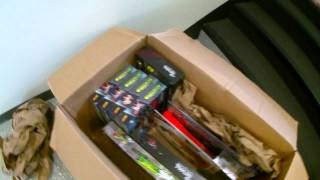 Unboxing the Fall/Winter 2015 Nerf PR Package