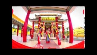 getlinkyoutube.com-[Q-Genz 巧千金] 爆竹一声大地春 -- 招财进宝 (Official MV)