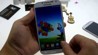 getlinkyoutube.com-Best Copy GALAXY S4 I9500 support suspension have 5.0inch IPS screen