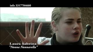 getlinkyoutube.com-Laura Sabrina  - Nonna Nunnarella - Video Ufficiale