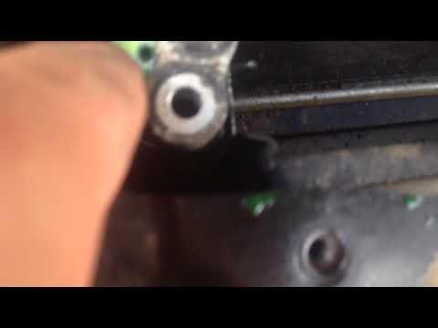 BMW ... Замена радиатора кондиционера