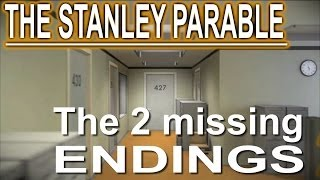 getlinkyoutube.com-The Stanley Parable - The 2 Missing Endings + How to fly