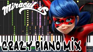 getlinkyoutube.com-Crazy Piano! MIRACULOUS LADYBUG THEME