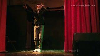 getlinkyoutube.com-Salsa and dubstep solo performance.