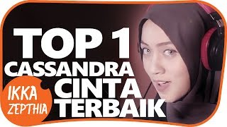 getlinkyoutube.com-Cinta Terbaik - Cassandra(cover)  - ikka zepthia ( amazing indonesian female singer )