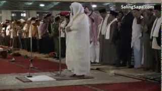 getlinkyoutube.com-Syekh Sudais Menjadi Imam Sholat Jum'at di Masjid Istiqlal - Jakarta
