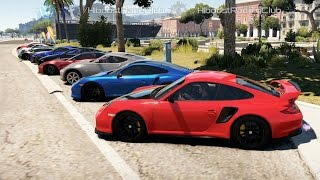 getlinkyoutube.com-Forza Horizon 2 (XB1)   1000HP Street Battles Pt.2   GT2 RS Build, Cruise, Drags, Rolls & More