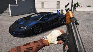 getlinkyoutube.com-GTA 5 Mods - BEST REAL LIFE GRAPHICS MOD! GTA 5 Real Graphics Mod Gameplay! (GTA 5 Mods Gameplay)