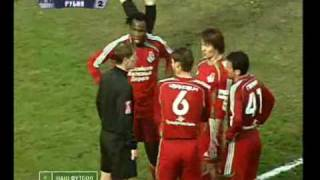 Локомотив 4-4 Рубин 2006г