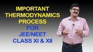 Important Thermodynamics Process | JEE | NEET | XI & XII