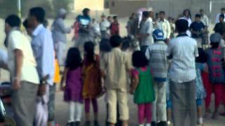عرض ال مخاشن العاب شعبية بمناسبة عيد الفطر 2012