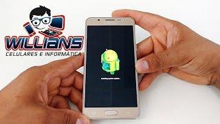 Hard Reset Samsung Galaxy J5 Metal SM-J510, J510MN, Como Formatar, Desbloquear, Restaurar