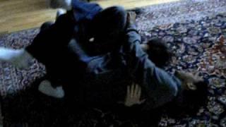 getlinkyoutube.com-Frottage when wrestling turns gay