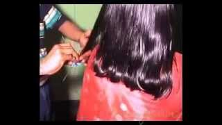 getlinkyoutube.com-Haircut - Long to Shoulder length