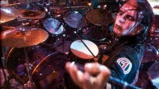 getlinkyoutube.com-Joey Jordison Drum practice+ Making of the Roadrunner United Songs with Joey