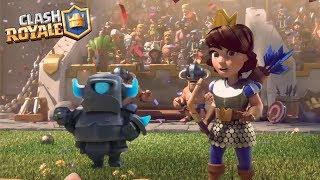 "Clash Royale Movie 2019   ""The Guardian Mini Pekka"" [Full HD] 