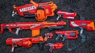 Nerf Mega Series | Series Overview & Top Picks